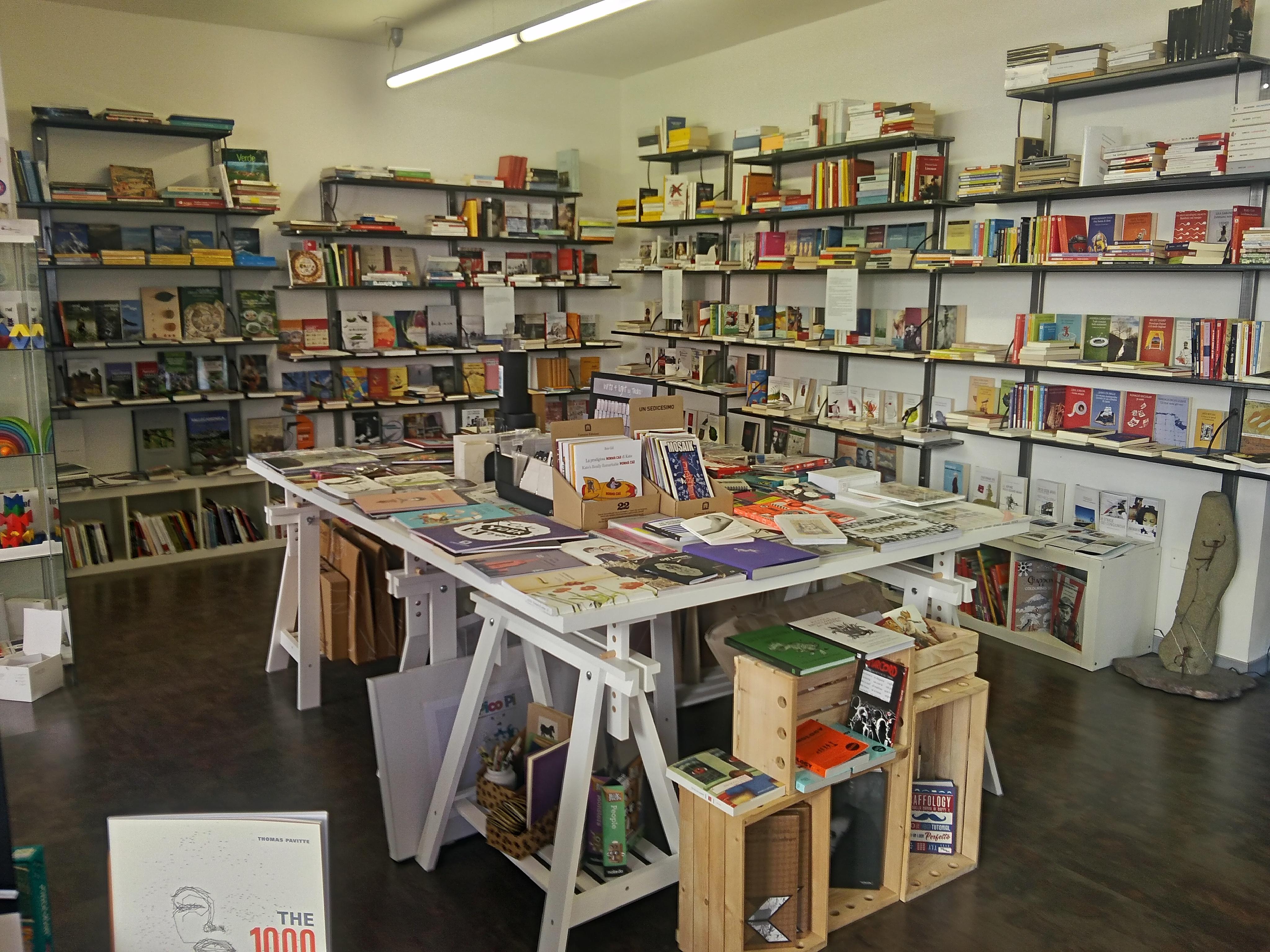 libreria puntoeacapo Pisogne